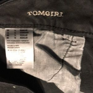 American Eagle Outfitters Jeans - American Eagle size 14 tomgirl jeans